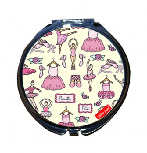 Selina-Jayne Ballet Limited Edition Designer Compact Mirror